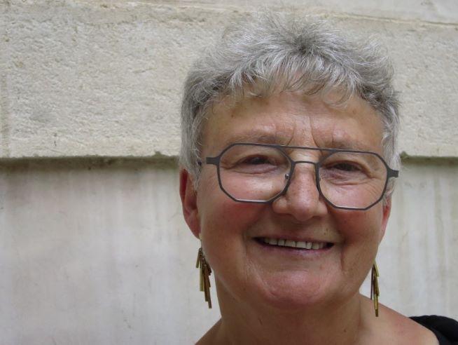 Brigitte Soulary, élue présidente de la Fédération française de la randonnée pédestre
