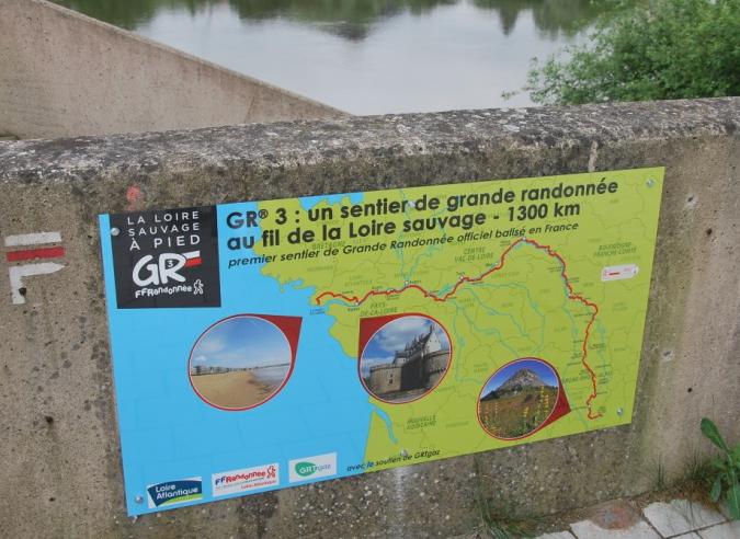 Secret de rando : la création du GR® 3 - La Loire sauvage