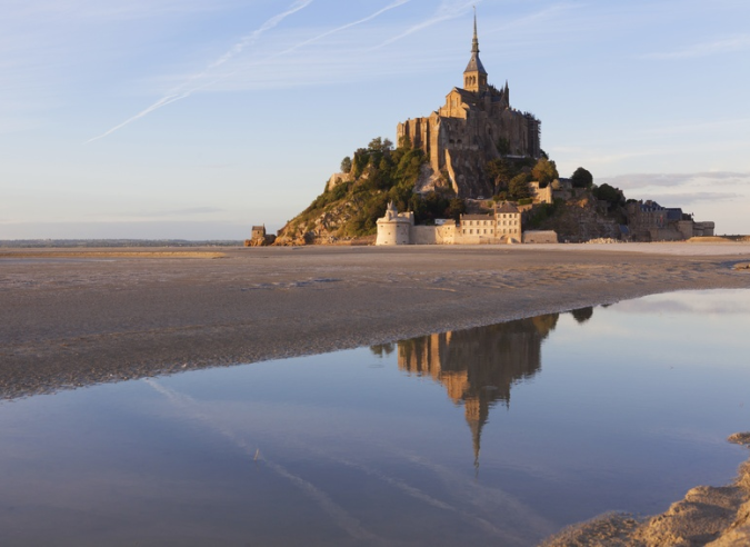 Traversée de la baie du Mont-Saint-Michel : attention aux sables mouvants