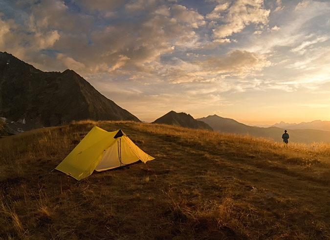 Comment dormir pas cher ou gratuitement en randonnée ?