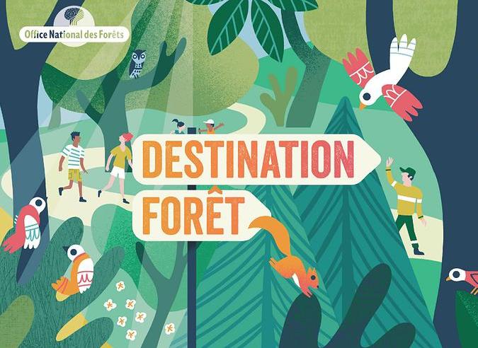 Concours photo ONF 2021 : #Destination forêt