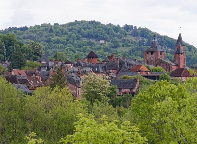 Randonnée et économie en Corrèze