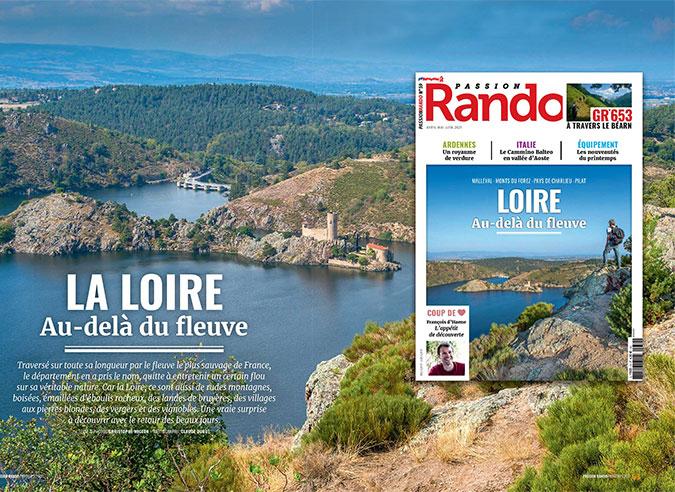 La Loire, destination printemps de Passion Rando