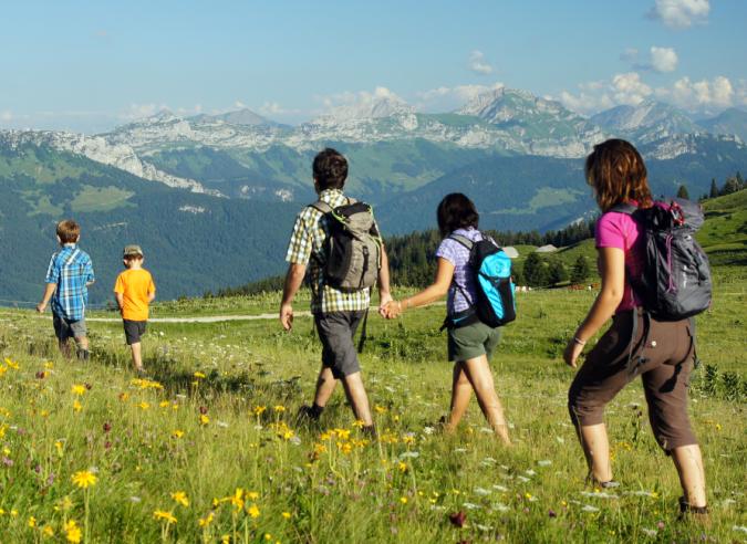 La randonnée ? Le point fort de l'été 2021