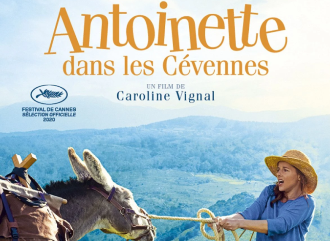 Le film Antoinette dans les Cévennes sort en DVD
