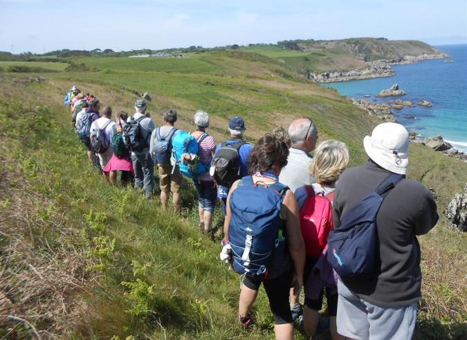 Le pass sanitaire exigé pour les randonnées grand public