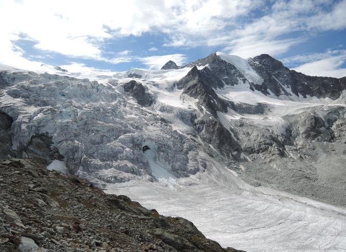 Réchauffement climatique : risques accrus de la randonnée en montagne
