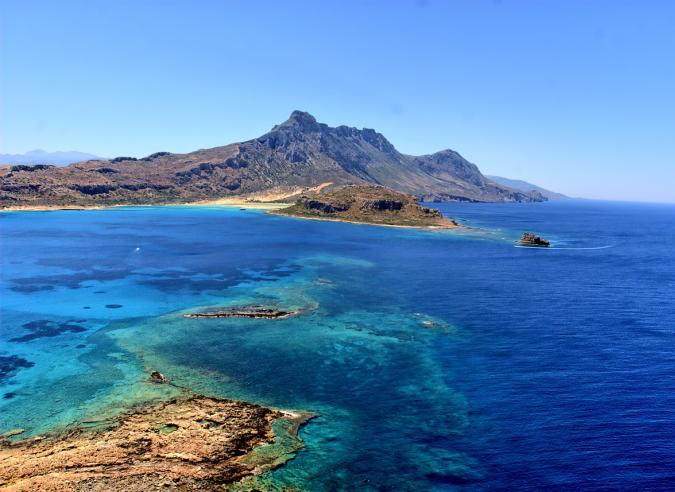 Découvrir la Crète à pied