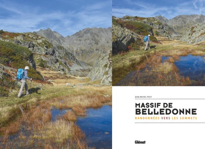 Livre : Massif de Belledonne – randonnées vers les sommets