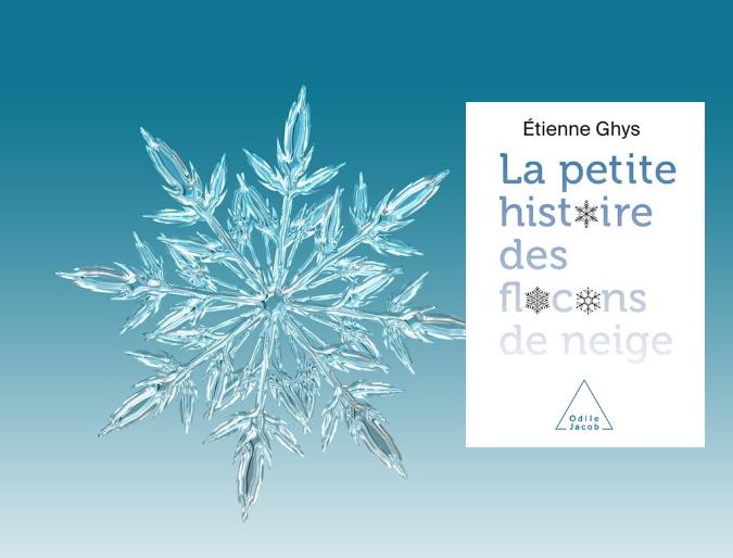 Livre : Petite histoire des flocons de neige
