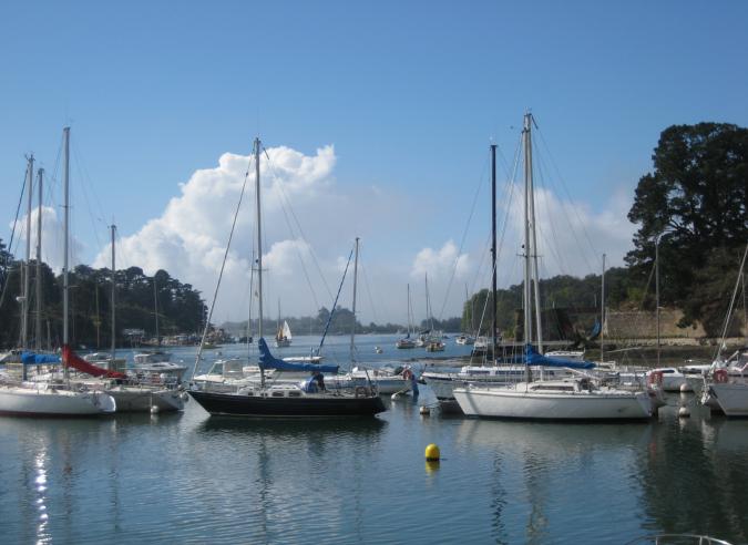 Golfe du Morbihan : des parcours pour trail et marche nordique