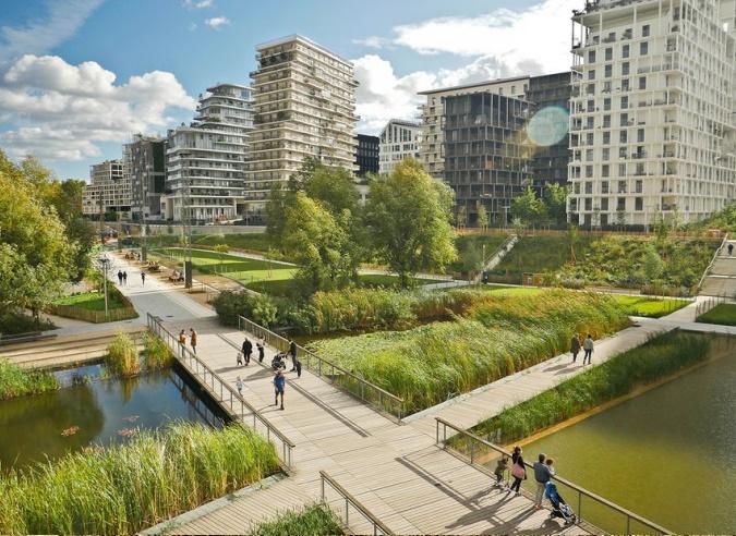 Le  Baromètre des villes marchables : l'enquête