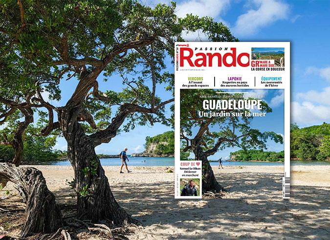 Le magazine Passion Rando n° 58 (hiver 2020) est paru
