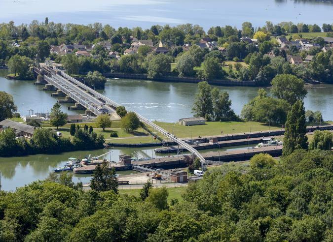 Modifications de parcours sur le GR® 2 sentier de la Seine
