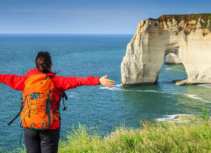 « La Voyageuse « pour les femmes voyageant seules