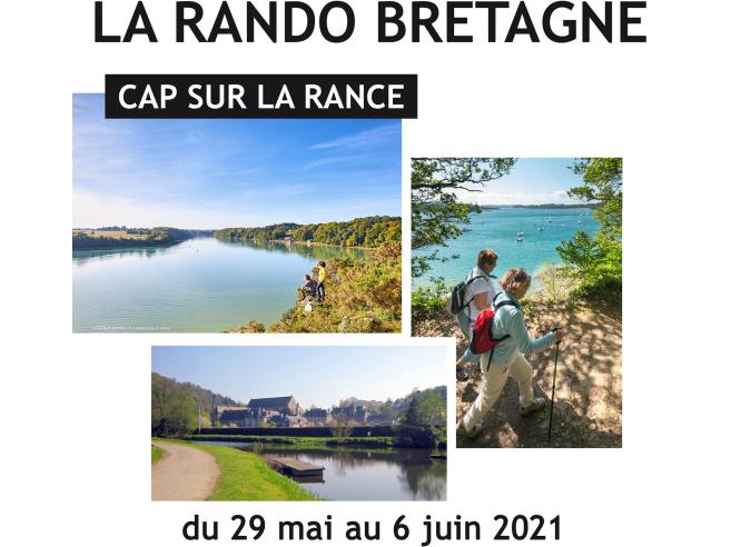 Ne manquez pas la Rando Bretagne 2021 !