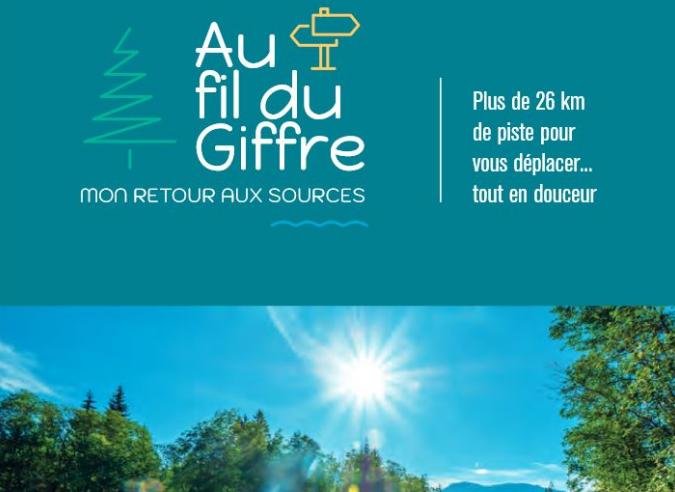 Les sentiers de la Montagne du Giffre en Haute-Savoie