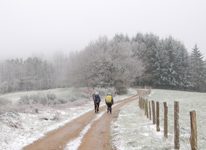 Pourquoi randonner en hiver ?