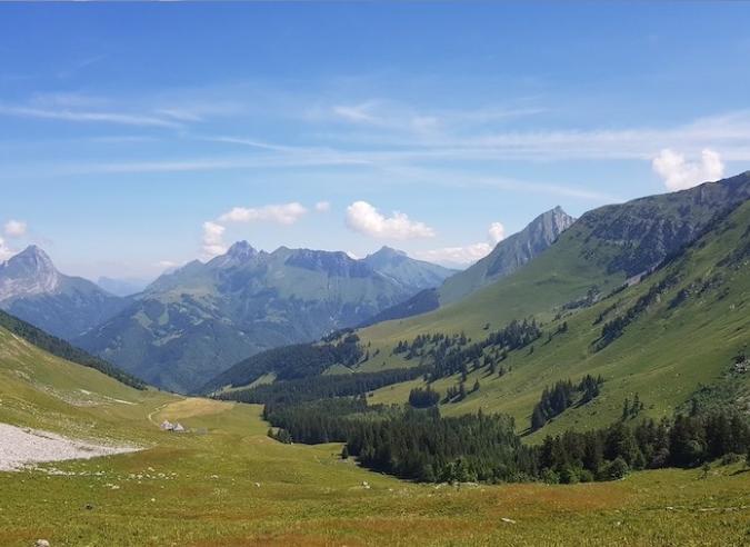 La traversée des Bauges par ses plus hauts sommets