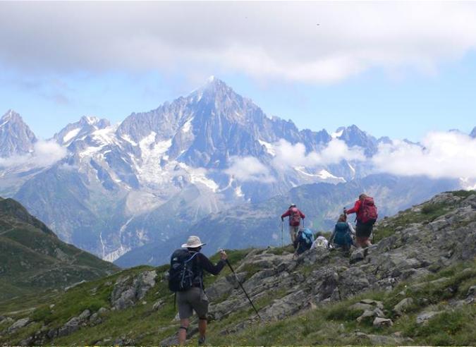 Où randonner dans les Alpes ?