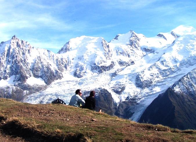 Mont Blanc : des images d'archives incroyables !