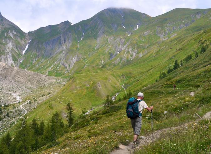 Haute Savoie : un bâtiment agricole reconverti en refuge