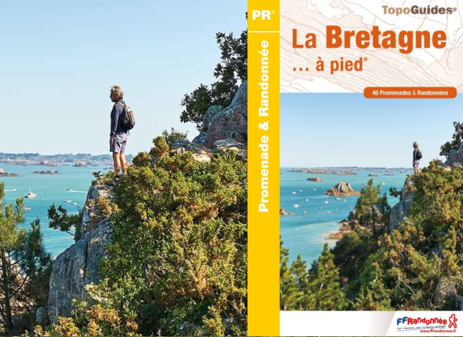 La randonnée en Bretagne relayée sur les ondes de France Bleu