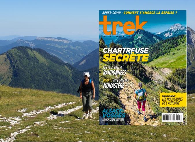 Les randonnées en Chartreuse avec Trek Magazine