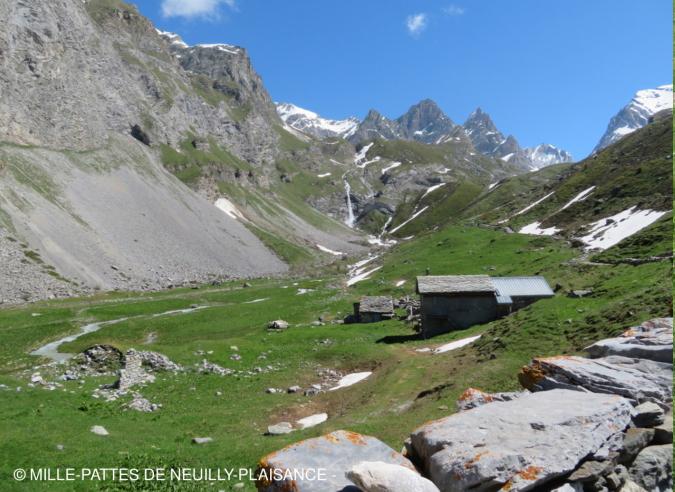 Le Tour des Glaciers de la Vanoise