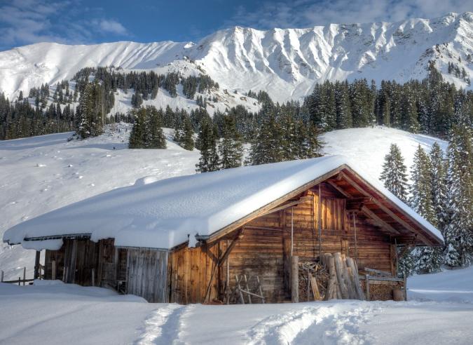 Les refuges de montagne sont passés en mode hivernal