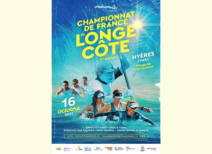 6ème Championnat de France de longe côte : les résultats !