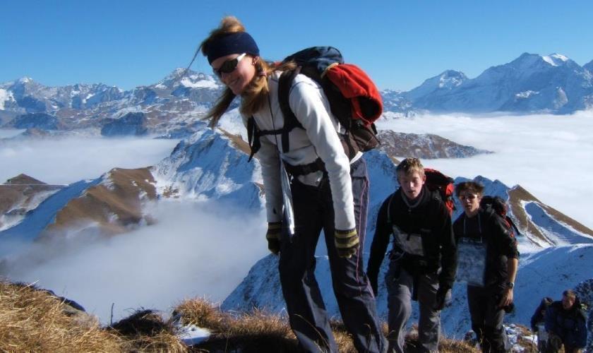 Éducation à la pratique responsable de la montagne