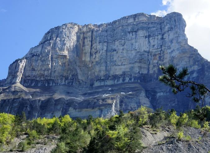 Le Mont Granier partiellement interdit d'accès