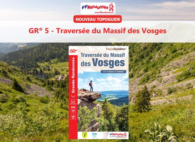 La Traversée du massif des Vosges à pied